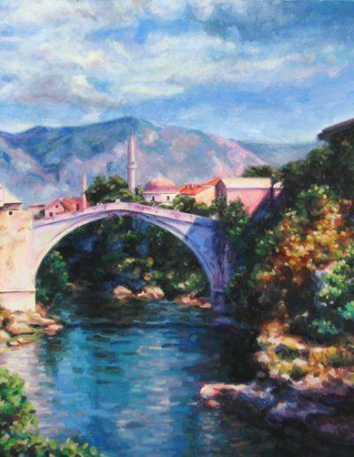 Bosnia Speed Painting
